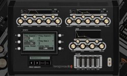 Teragon Audio Kickmaker Free Drum VST Synth Plugin