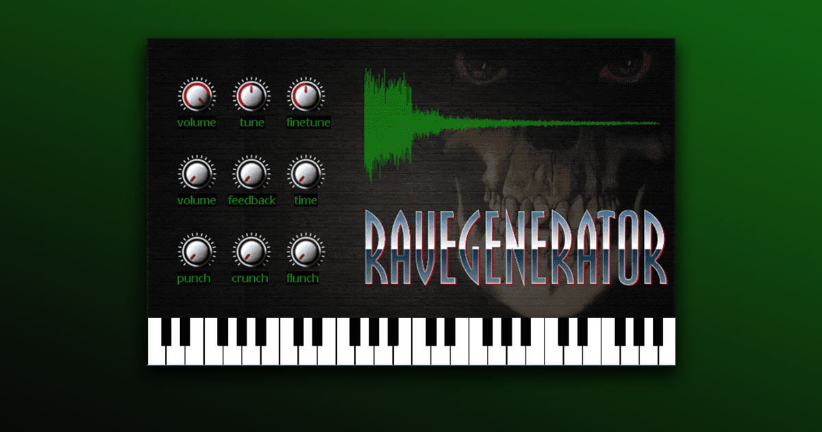 Download Rave Generator Synth VST Plugin Free Now