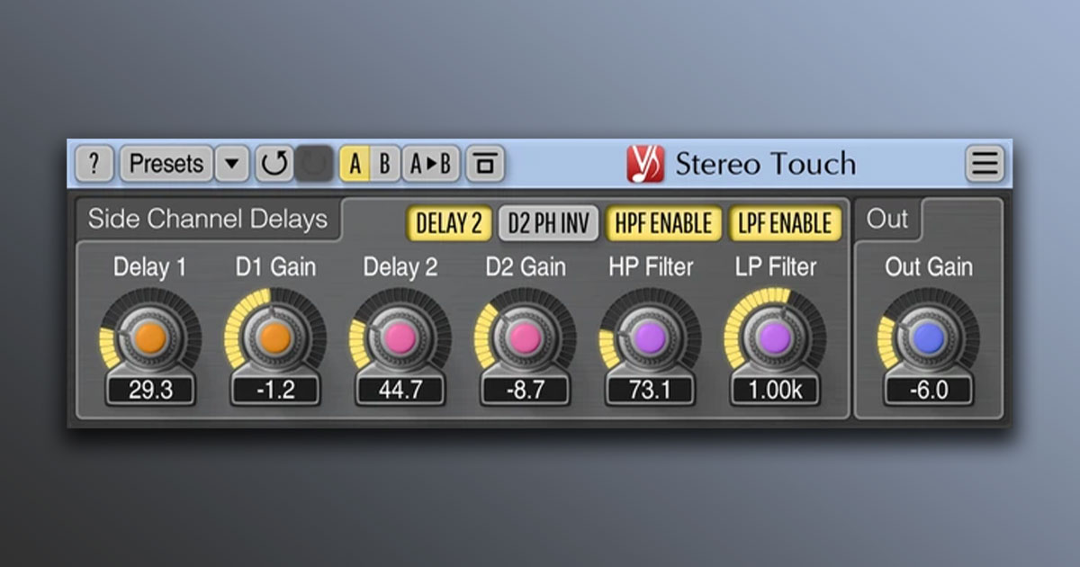 Download Voxengo Stereo Touch For PC & Mac Now