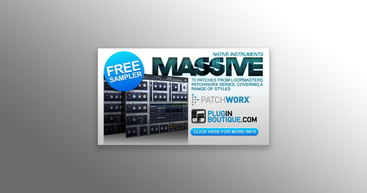 Free Presets For Native Instruments Massive VST Synth