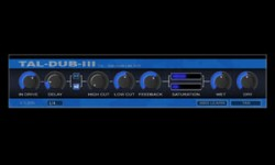TAL-DUBIII-Free-Delay-VST-Plugin-For-Windows-and-Mac