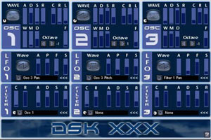 XXX Free VST Synth