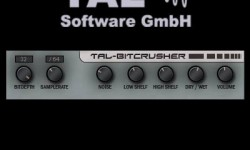 Download free TAL Bitcrusher here