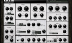 Max Synths Latte Free VST Synth