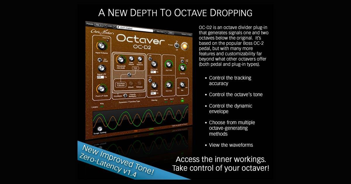 Download Octaver OC-D2 Free Now