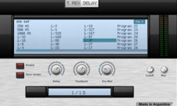 Max Project T Rex Delay Free Plugin