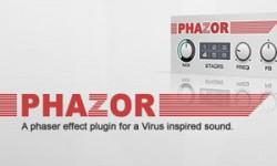 Adam Szabo Phazor Free VST Plugin