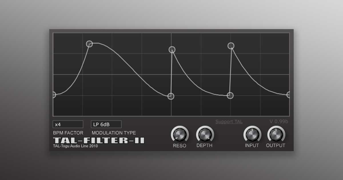 Download Tal Filter 2 For PC & Mac Free Today