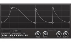Tal Filter 2 Free VST Plugin
