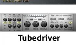 Tubedriver Free VST plugin