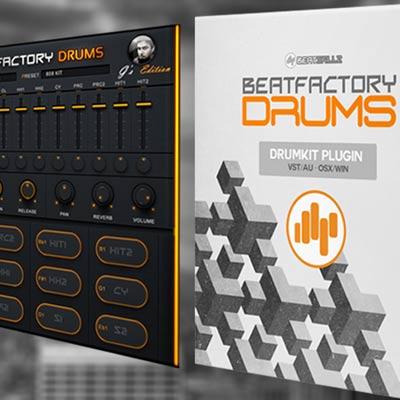Free Beat Factory Drum Rompler