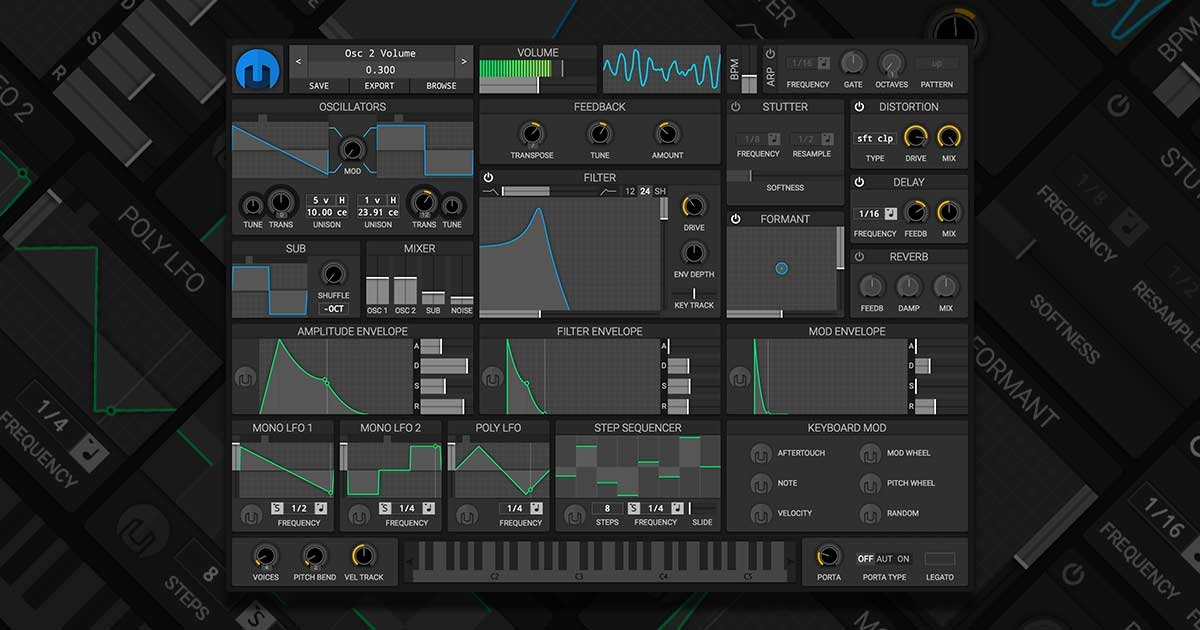 Download Helm Synth For PC And Mac And Linux Systems Now
