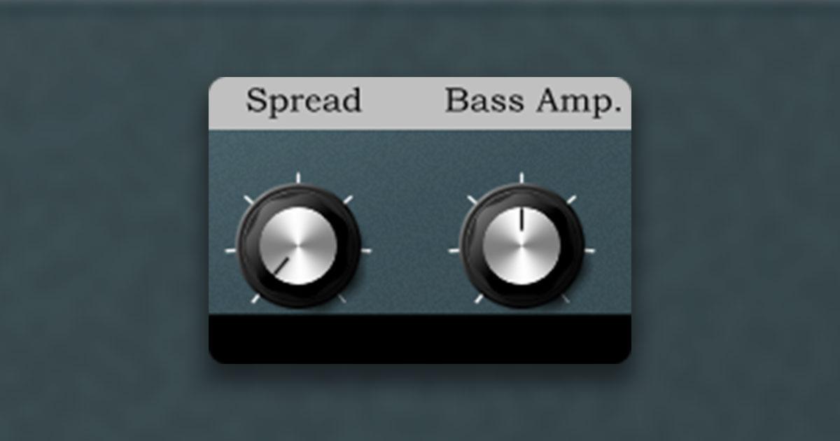 Download Leslie Sanford Bass Tightener VST Plugin