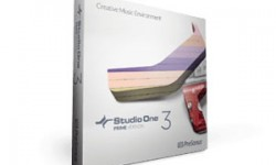 Free edition of Presonus Studio One 3 Now Available