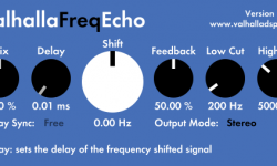 Valhalla Freq Echo