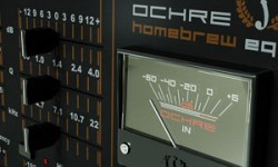 Ochre Homebrew EQ plugin