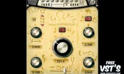 Ohmforce Frohmage, a free filter vst plugin