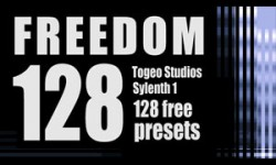 Freedom 128 Free Sylenth Presets