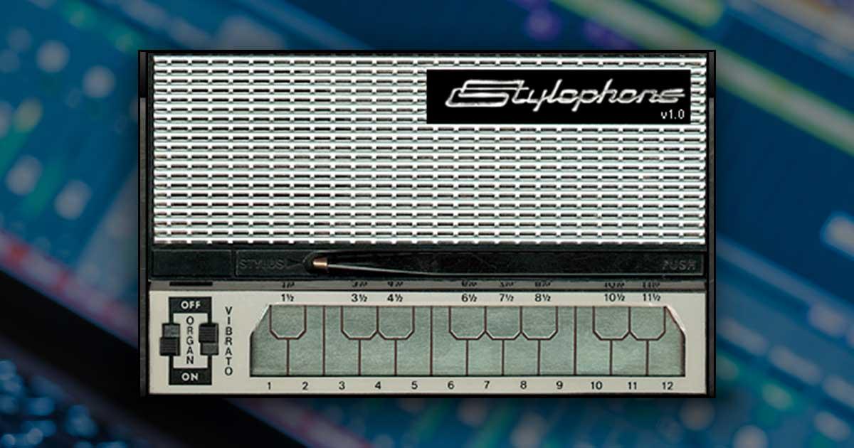 Free Stylophone VST Plugin For Download
