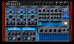 Max Synths Crysalis Free VST Synth