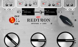 Redtron SE, Free VST plugin using Mellotron samples