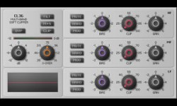 CL36 Free Multiband Clipper VST Plugin