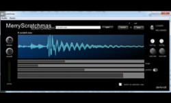 Scratchmas - A free turntable scratch effect VST plugin