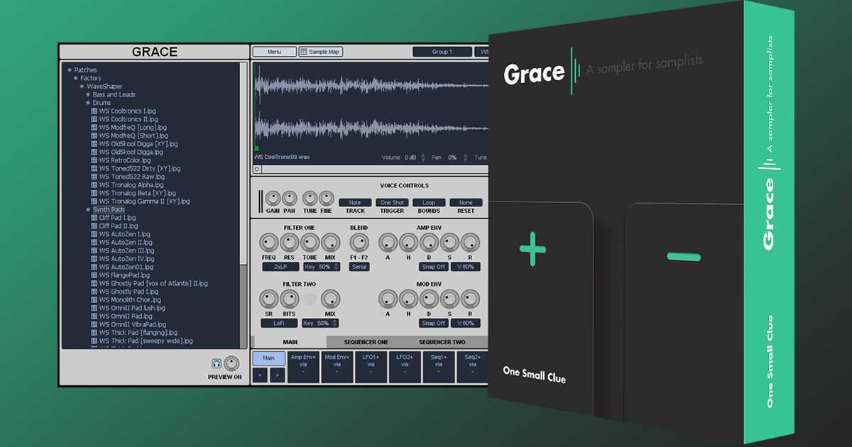 Download Grace Sampler For Windows Free Now