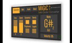 MiGiC Guitar To Midi Utility