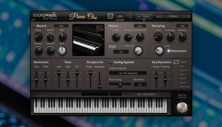 Piano One - Free Piano Plugin Download For PC & Mac | Free VSTs