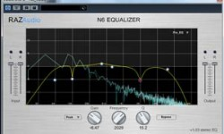 Raz Audio N6 EQ Free VST Plugin