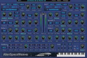 HGFortune Alien Space Weaver