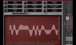 MWavefolder Free Distortion VST plugin from Meldaproduction