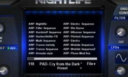 Nightlife Free VST Synth