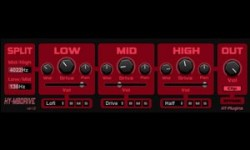 HY-MBDrive Free Distortion VST Plugin