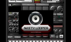 Nasty Looper Drum Machine