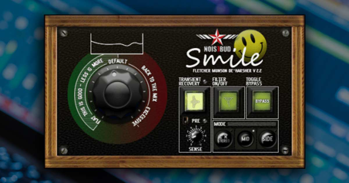 Noizebud Free Smile VST Plugin Download