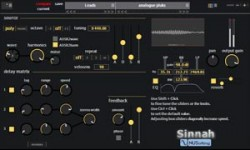 Nusofting Sinnah VST Synth