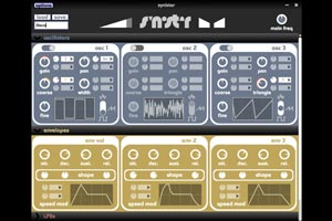 The Synister Synth VST for Windows & OSX