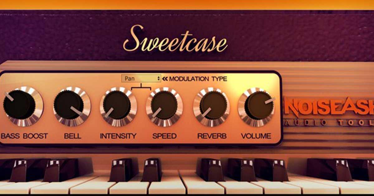 Free Sweetcase Vintage Piano VST Plugin