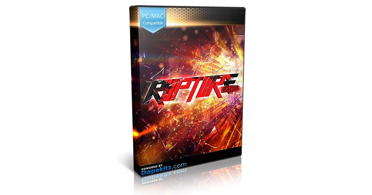 Rupture - Free Drum Machine Plugin For PC and Mac