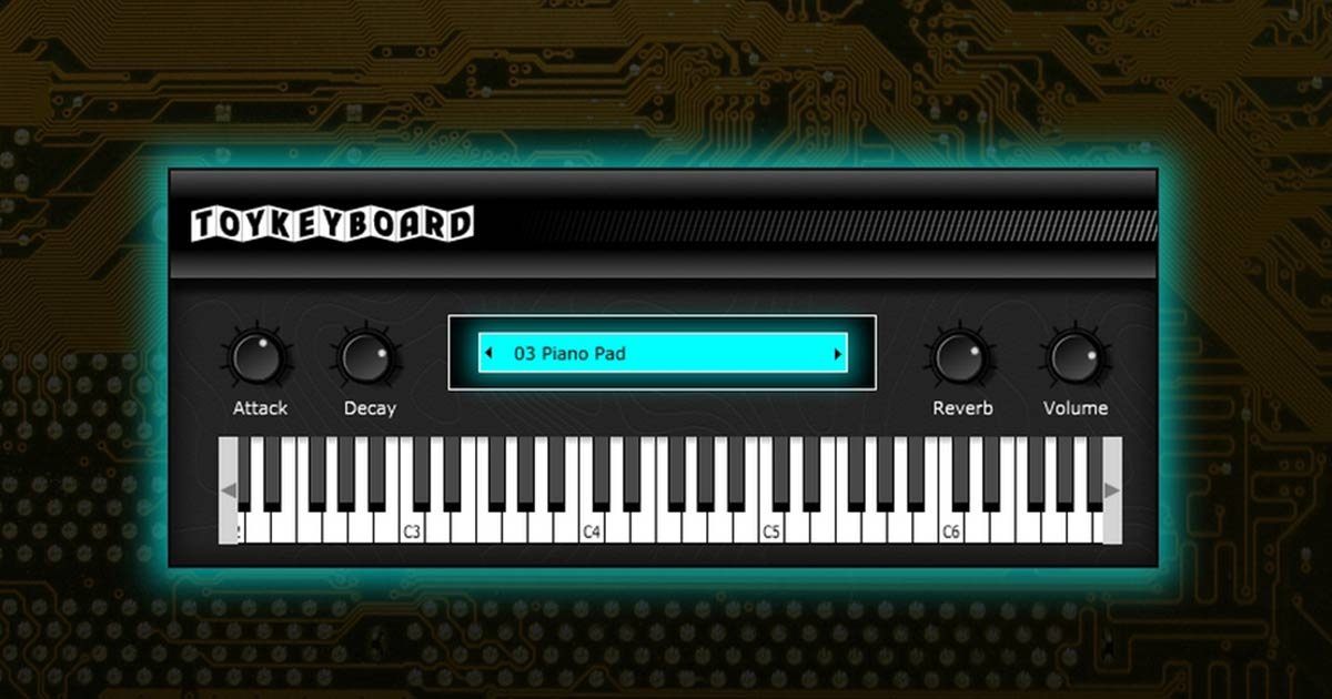 Download Toy Keyboard Plugin For PC and Mac