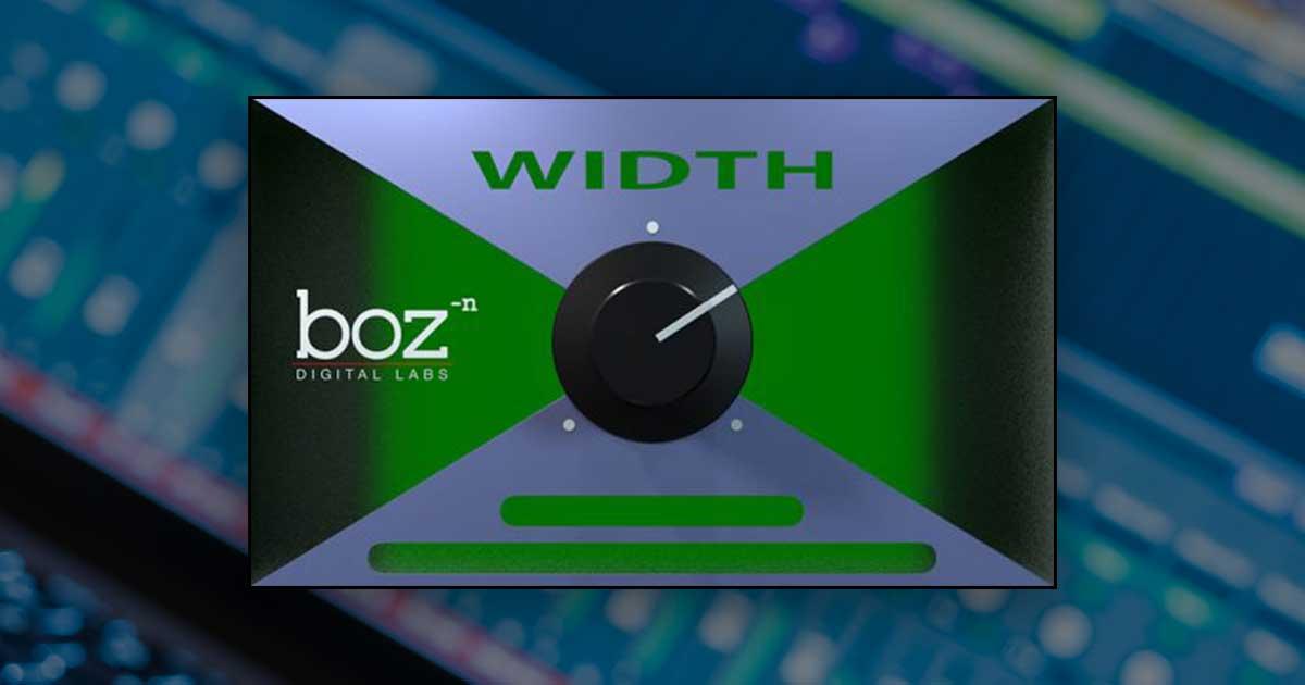 Free Width Knob Plugin For PC & Mac