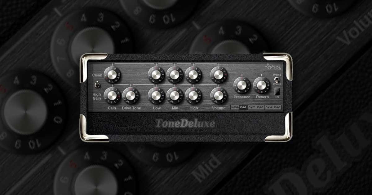 ToneDeluxe Amplifier