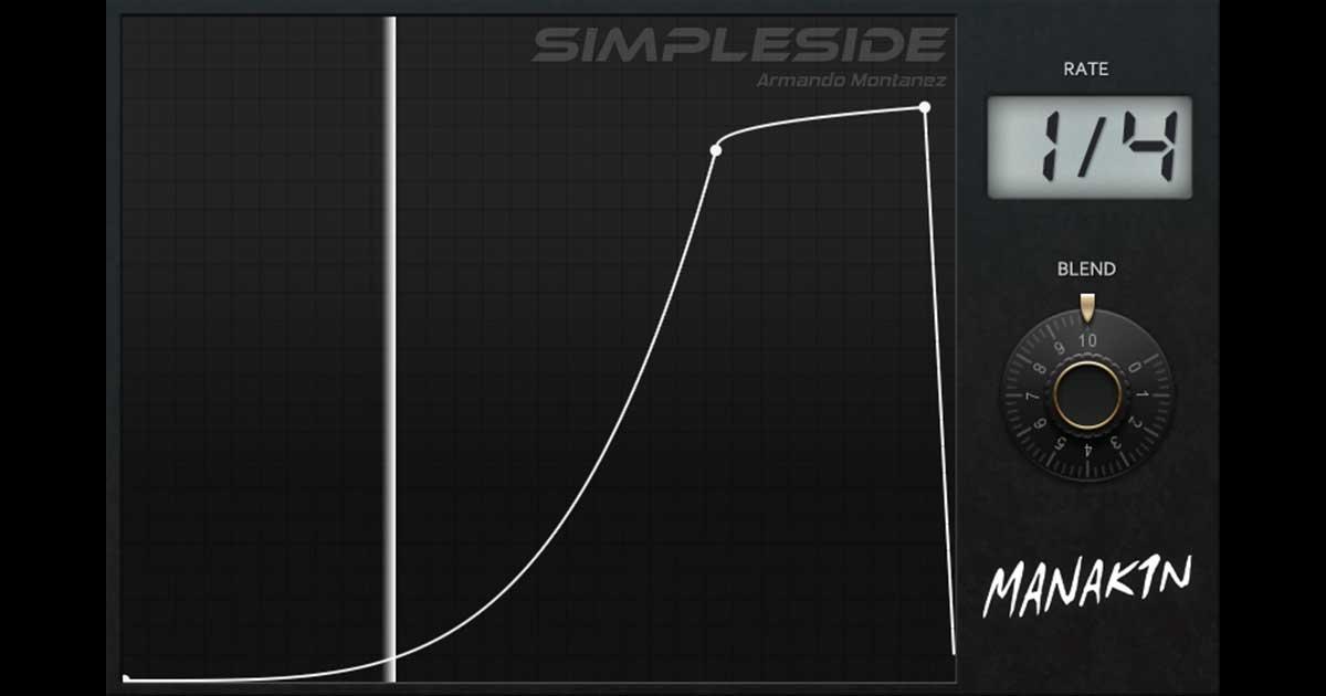 Simpleside Free Sidechain Emulation Plugin