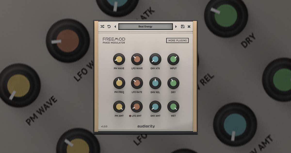 Audiocity Freemod - Free VST Effect Plugin
