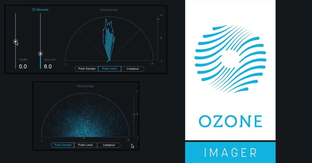 Izotope Ozone Imager - Free Stereo Imager For PC & Mac