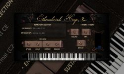 Etherealwinds Free Virtual Harp Plugin For PC and MAC
