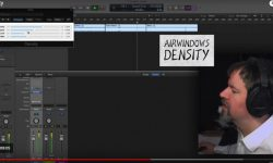 AirWindows Density Free Saturation VST Plugin