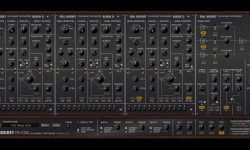 Full Bucket Audio FB-3300 Free VST Synth Plugin